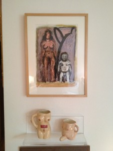 "Martin Lubiner's ""Adam and Eve"" and 50s Kitsch"